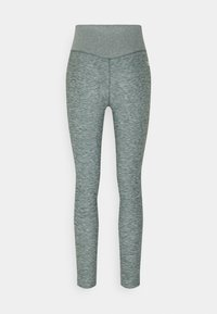 The North Face - DUNE SKY 7/8  - Leggings - balsam green heather - 1