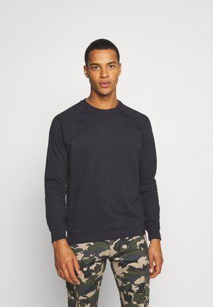 BASIC CREW - Sweatshirt - navy
