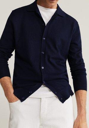 TENS - Cardigan - dunkles marineblau