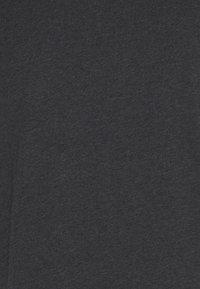 Johnny Bigg - ESSENTIAL V NECK TEE - Basic T-shirt - charcoal - 6