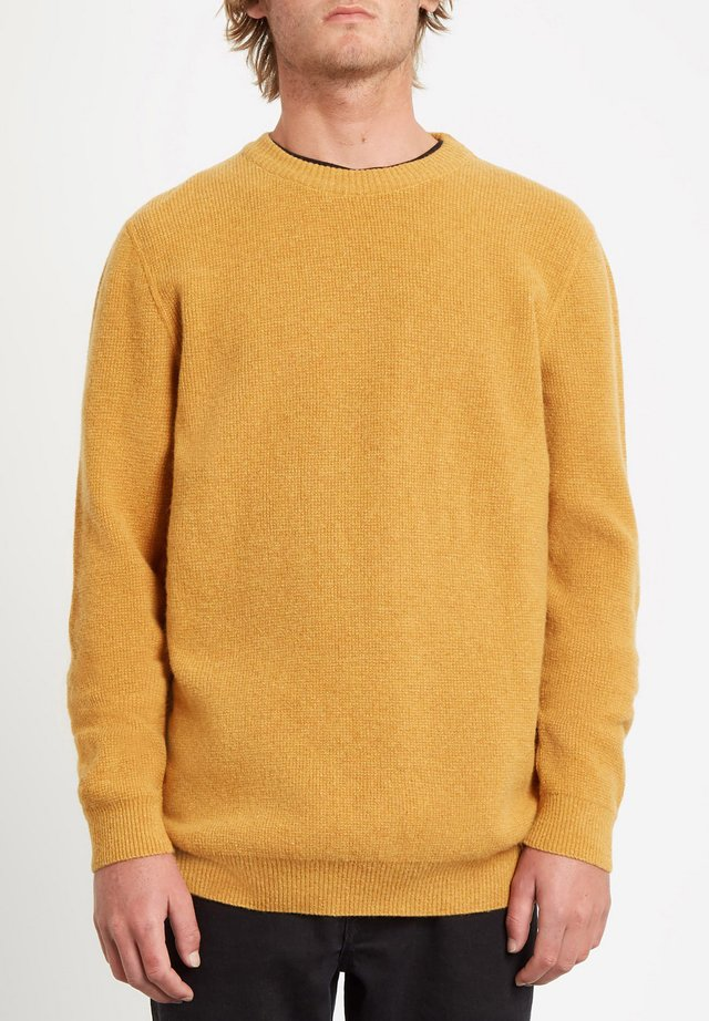 GLENDAL  - Sweatshirt - inca_gold