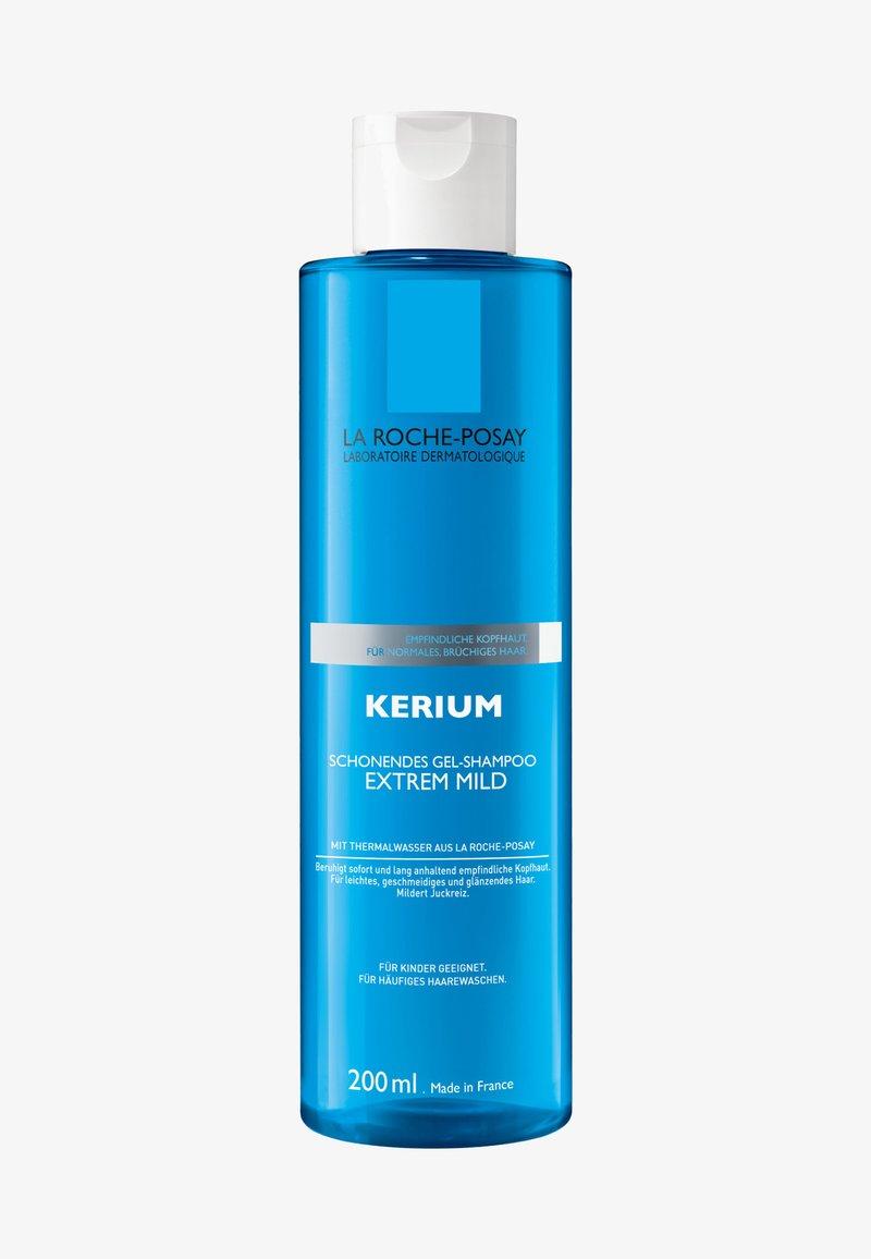La Roche-Posay - KERIUM EXTREM MILD GEL-SHAMPOO - Shampoo - -