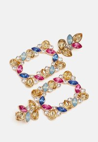 Pieces - PCZAPHIRA EARRINGS - Øredobber - gold-coloured/multi - 2