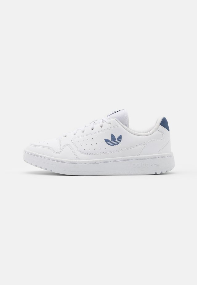 NY 90 UNISEX - Sneaker low - footwear white/blue