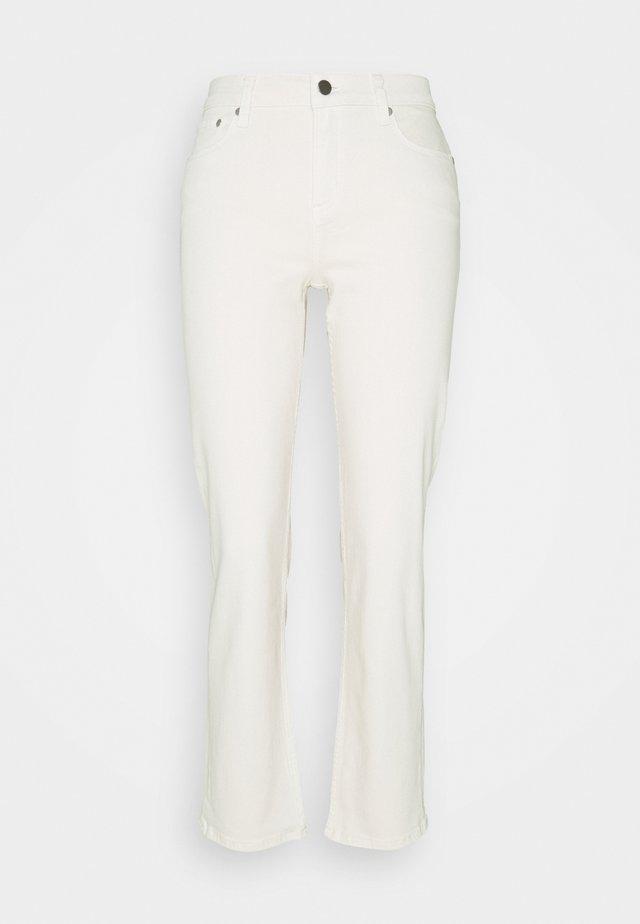 OTTERBURN - Jeans Straight Leg - ecru