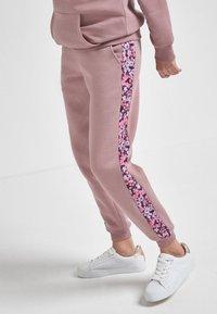 Next - COLOURBLOCK - Trousers - pink - 2