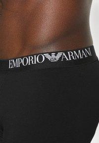 Emporio Armani - TRUNK 3 PACK  - Underbukse - black - 6