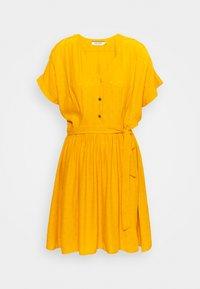 NAF NAF - LAFORTUNA - Day dress - moutarde - 4