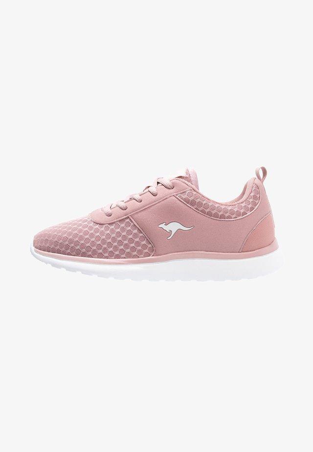 BUMPY - Sneakers laag - rose
