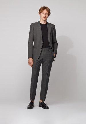 LISBON_DERB_GRCT - Smart lace-ups - black