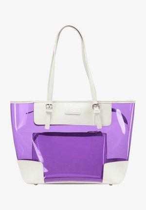 Shopping bag - lila