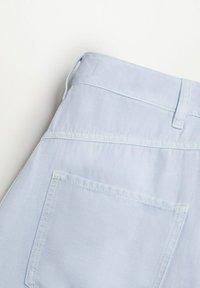 Mango - Trousers - sky blue - 5