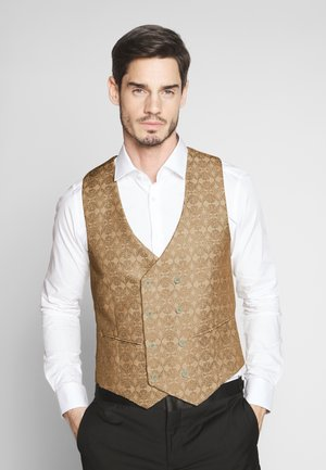 BARON WAISTCOAT - Vesta do obleku - antique white