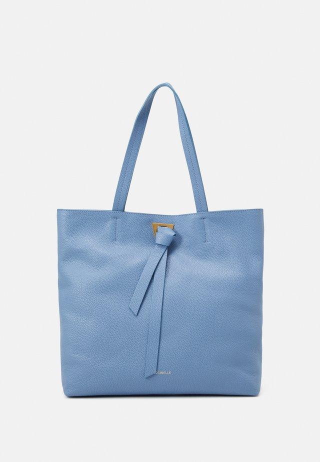 JOY - Shopping bag - pacific blue