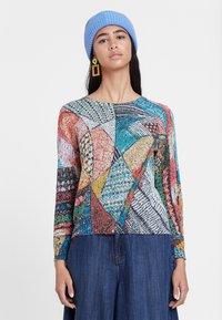 Desigual - JERS_VEMAZZA - Sweatshirt - multicolor - 1
