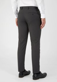 Next - SUIT TROUSERS - Pantaloni eleganti - grey - 1