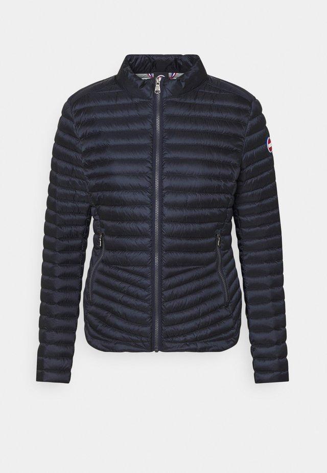 LADIES JACKET - Down jacket - navy/light steel