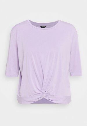 OTILIA - Basic T-shirt - light lilac