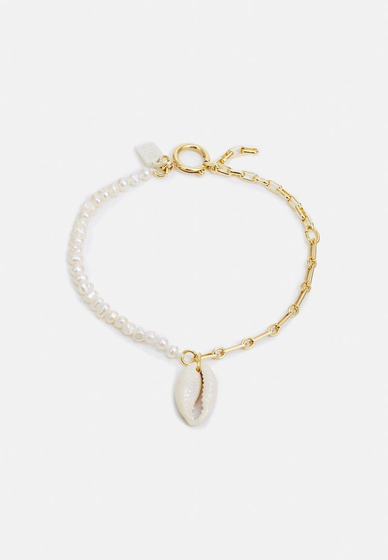 WALD - HOW HIGH BRACELET ANKLET - Bracelet - gold-coloured