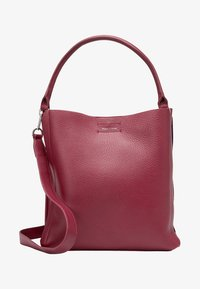 Marc O'Polo - HOBO - Tote bag - red - 1