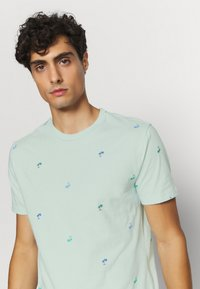 GAP - CREW CRITTER  - Print T-shirt - orange - 3