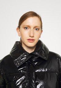 HUGO - FARY - Winter jacket - black - 4