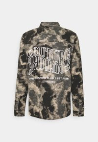 The Couture Club - WATERCOLOUR SHACKET - Denim jacket - multi-coloured - 1