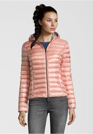 FORTE - Gewatteerde jas - rose/silver