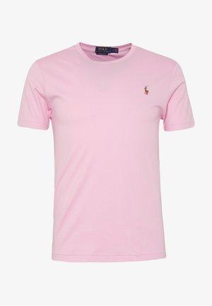 Basic T-shirt - garden pink