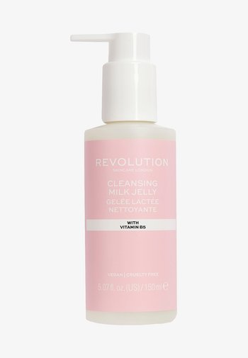 CLEANSING MILK JELLY - Cleanser - -