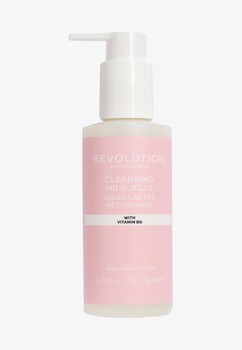 Revolution Skincare - CLEANSING MILK JELLY - Cleanser - -