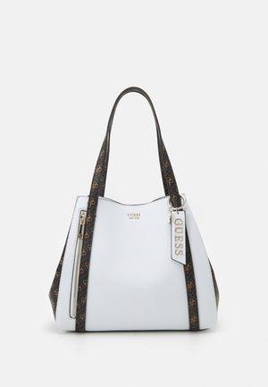 NAYA  TOTE SET - Handbag - brown multi