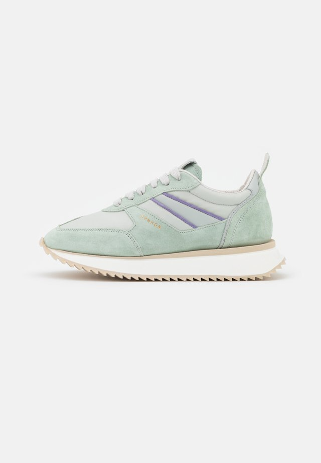 CPH460  - Sneakers laag - softy greenlilac
