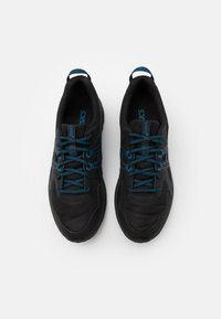 ASICS - SCOUT - Trail running shoes - black/reborn blue - 3