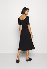 Zign Petite - Jersey dress - black - 2
