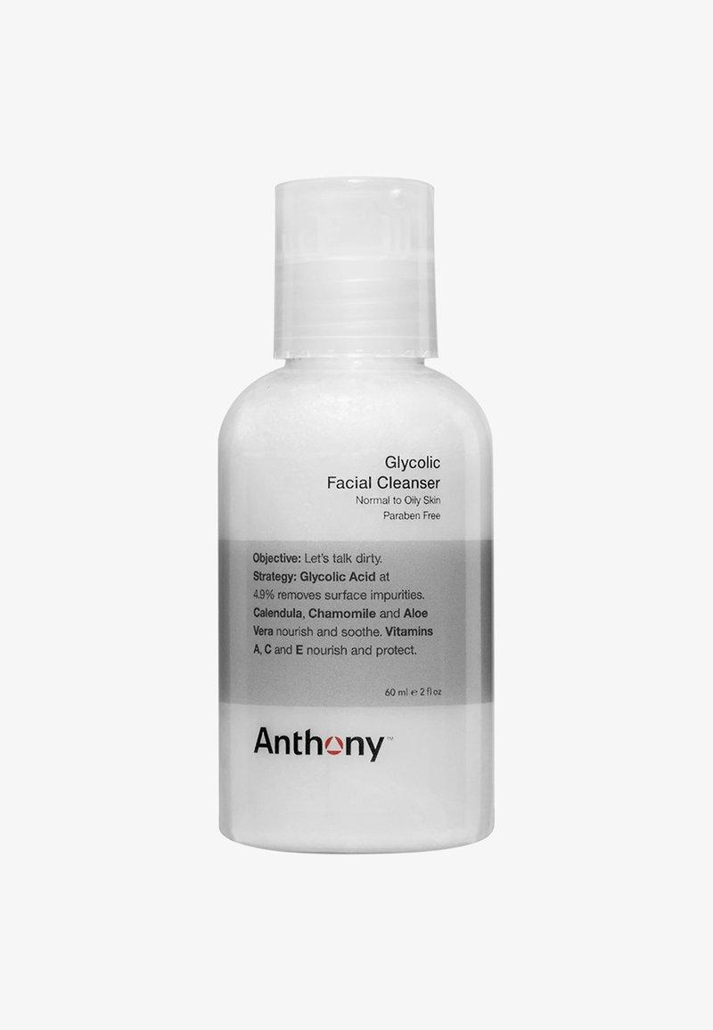 Anthony - GLYCOLIC FACIAL CLEANSER 60ML - Oczyszczanie twarzy - -