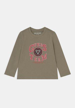 TODDLER - Long sleeved top - grunge green/vert