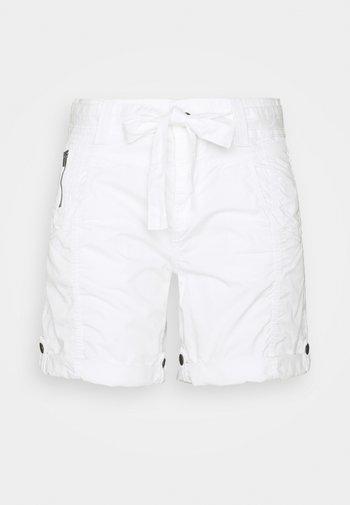 PLAY BERMUDA - Shorts - white