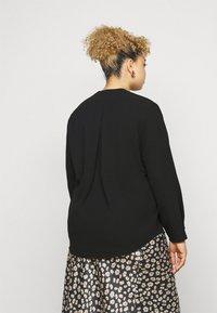 Selected Femme Curve - SLFUNA  - Pusero - black - 2