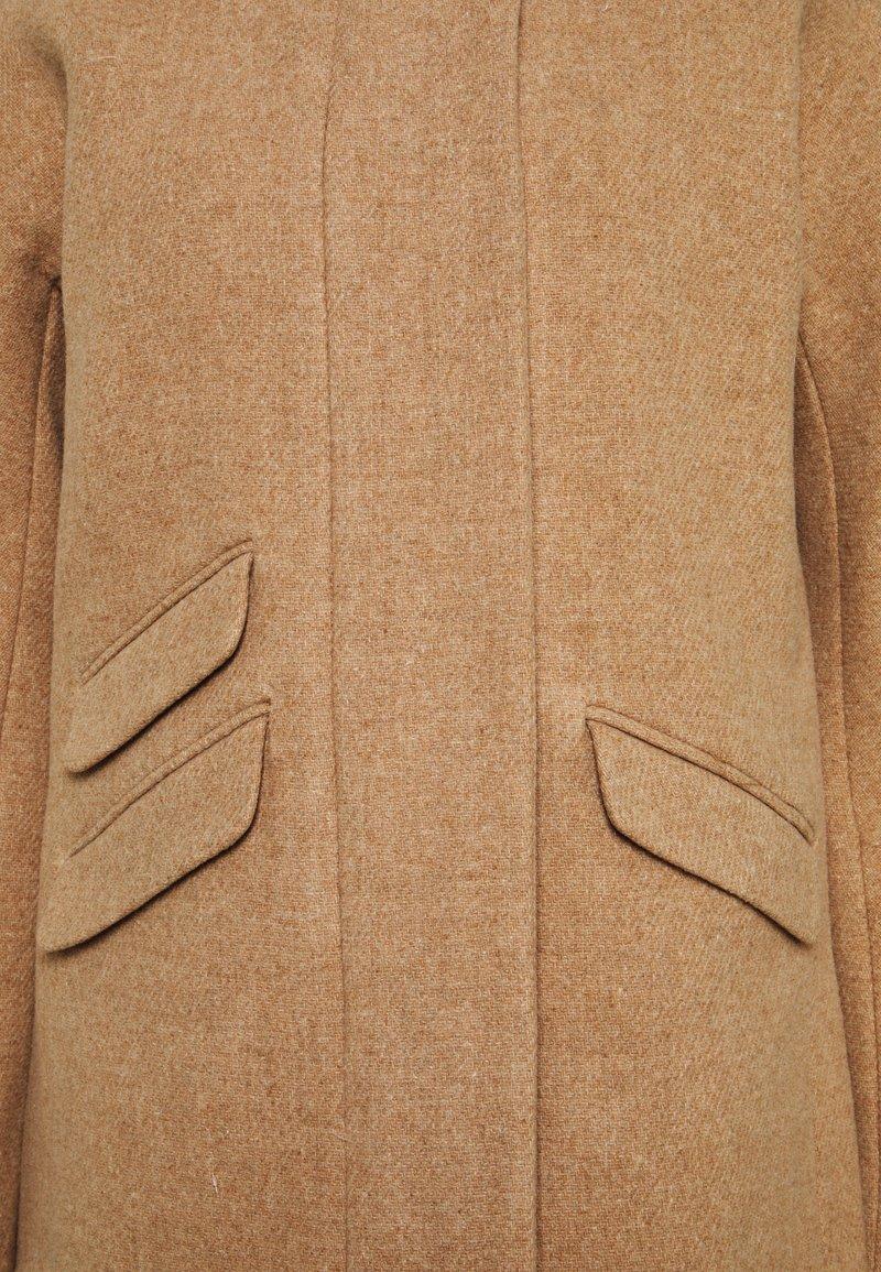 J.CREW TALL Wollmantel/klassischer Mantel - sandstone/beige X6ctTd
