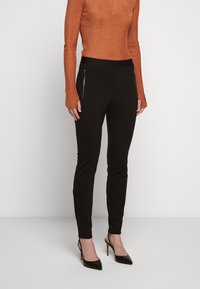 HUGO - HALELI - Leggings - Trousers - black - 0