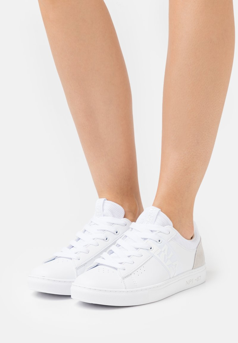Napapijri - WILLOW - Trainers - bright white