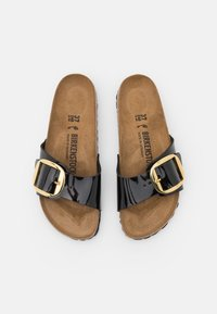 Birkenstock - MADRID BIG BUCKLE - Mules - black - 5