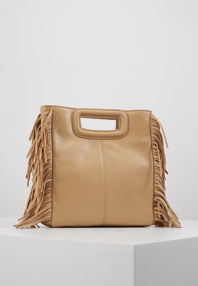 Across body bag - beige