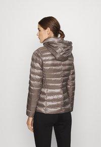 Lauren Ralph Lauren - LUST INSULATED - Down jacket - truffle - 3