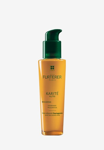 KARITÉ NUTRI INT. NOURISHING HAIR DAY CREAM  - Hair treatment - -