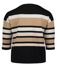 Betty Barclay - Sweatshirt - black/camel - 1