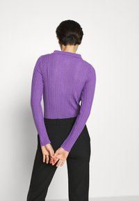 Pinko - BECKY - Koszulka polo - purple - 2