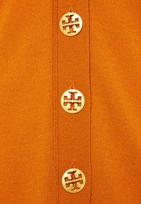 Tory Burch - BOYFRIEND SIMONE - Kardigan - orange rust - 2