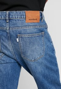 Woodbird - DAD FIT - Relaxed fit jeans - blue vintage - 5